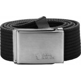 Fjällräven Canvas Belt , Canvas Belt , Black