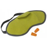 Travelsafe Eye mask + ear plugs sovset, Eye mask + ear plugs sovset, .