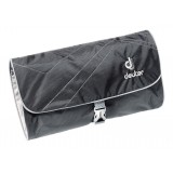 Deuter Wash Bag II necessär, Wash Bag II necessär, BLACK/TITAN