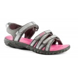 Teva Tirra Metallic Girls tjejsandal, Tirra Metallic Girls tjejsandal, Metallic Silver