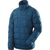 Haglöfs Hede Down Jacket herrjacka, Hede Down Jacket herrjacka, Blue Ink