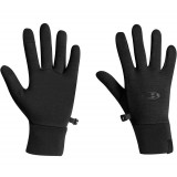 Icebreaker Sierra Gloves w/Screen Touch handskar, Sierra Gloves w/Screen Touch handskar, Black