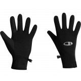 Icebreaker Quantum Gloves w/Screen Touch handskar, Quantum Gloves w/Screen Touch handskar, Black
