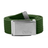 Fjällräven Merano Canvas Belt bälte, Merano Canvas Belt bälte, Pine Green