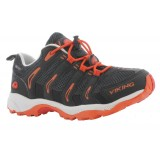 Viking Terminator GTX sko, Terminator GTX sko, Black/Orange