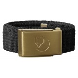 Fjällräven Kids Canvas Belt, Kids Canvas Belt, Dark Grey
