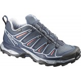 Salomon X Ultra 2 GTX W vandringssko, X Ultra 2 GTX W vandringssko, Grey Denim/Deep Blue/Melon
