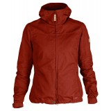 Fjällräven Stina Jacket, Stina Jacket, Deep Red