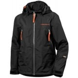 Didriksons Ken Boy's Jacket killjacka, Ken Boy's Jacket killjacka, Black 060/Red