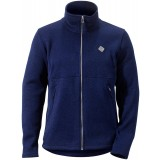 Didriksons Crave Jacket herrfleece, Crave Jacket herrfleece, Navy 039
