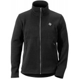 Didriksons Crave Jacket herrfleece, Crave Jacket herrfleece, Black 060