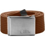 Fjällräven Canvas Belt , Canvas Belt , Chestnut