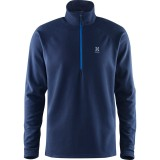 Haglöfs Astro II Top Men herrfleece, Astro II Top Men herrfleece, Deep Blue