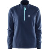Haglöfs Astro II Top Women damfleece, Astro II Top Women damfleece, Deep Blue