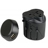 Lifeventure Universal Travel Adaptor USB , Universal Travel Adaptor USB , .
