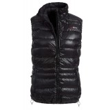 Yeti Caring Down Vest WMS dunväst, Caring Down Vest WMS dunväst, Black/Black