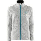 Haglöfs Swook Q Jacket fleece, Swook Q Jacket fleece, Soft White/Peacock