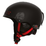 K2 Phase Pro Men Helmet w/K2 Dialed Fit skidhjälm, Phase Pro Men Helmet w/K2 Dialed Fit skidhjälm, Black/Red