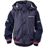 Didriksons Googana Kid's Jacket barnjacka, Googana Kid's Jacket barnjacka, Navy 039
