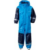 Didriksons Coverman Kid's Coverall overall, Coverman Kid's Coverall overall, Sharp Blue 332