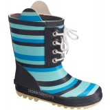Didriksons Splashman Printed Kid's Boot gummistövlar, Splashman Printed Kid's Boot gummistövlar, Striped Breeze 096