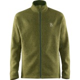 Haglöfs Swook jacket fleece, Swook jacket fleece, Juniper Solid