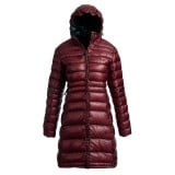 Yeti Faith Down Coat dunkappa, Faith Down Coat dunkappa, Dry Rose/Black