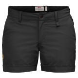 Fjällräven Abisko Stretch Shorts W damshorts, Abisko Stretch Shorts W damshorts, Black