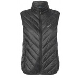 Me°ru' White Rock Vest Light Women damväst, White Rock Vest Light Women damväst, Black