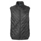 Me°ru' White Rock Vest Light herrväst, White Rock Vest Light herrväst, Black
