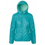 Me°ru' Sherbrooke Padded Jacket Light WMS damjacka, Sherbrooke Padded Jacket Light WMS damjacka, Water Blue