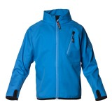 Isbjörn Wind and Rain Block Jacket barn softshell, Wind and Rain Block Jacket barn softshell, Swedish Blue