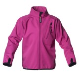 Isbjörn Wind and Rain Block Jacket barn softshell, Wind and Rain Block Jacket barn softshell, Very Berry