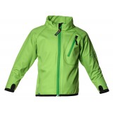 Isbjörn Wind and Rain Block Jacket barn softshell, Wind and Rain Block Jacket barn softshell, Lemonade