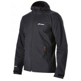Berghaus Stormcloud Shell Jacket, Stormcloud Shell Jacket, Black/Black BP6