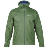 Berghaus Stormcloud Shell Jacket, Stormcloud Shell Jacket, Green Z04 Forest