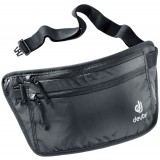 Deuter Security Money Belt II midjeväska, Security Money Belt II midjeväska, Black