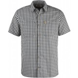 Fjällräven High Coast Shirt SS herreskjorte, High Coast Shirt SS herreskjorte, Dark Grey
