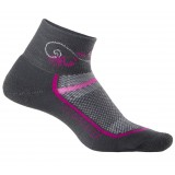 Icebreaker Multisport Light Mini sportsstrumpor, Multisport Light Mini sportsstrumpor, Oil/magenta