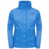 The North Face Resolve Jacket W damregnjacka, Resolve Jacket W damregnjacka, Clear Lake Blue/Patriot Blue