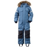 Didriksons Migisi Kid's Coverall overall, Migisi Kid's Coverall overall, 194/COLDSMOKE