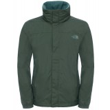 The North Face Resolve Jacket regnjacka, Resolve Jacket regnjacka, Climbing Ivy Green