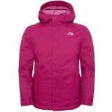 The North Face Youth Snowquest Jacket jacka, Youth Snowquest Jacket jacka, Roxbury Pink