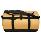 The North Face Base Camp Duffel S, Base Camp Duffel S, 24K Gold/TNF Black