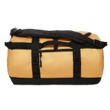 The North Face Base Camp Duffel XS, Base Camp Duffel XS, 24K Gold/TNF Black