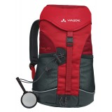 Vaude Puck 10, Puck 10, Salsa/Red