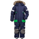 Didriksons Theron Kid's Coverall overall, Theron Kid's Coverall overall, 992/NAVY
