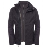 The North Face Evolve II Triclimate Jacket vinterjacka, Evolve II Triclimate Jacket vinterjacka, Tnf Black