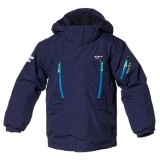 Isbjörn Helicopter Winter/Ski Jacket barnjacka, Helicopter Winter/Ski Jacket barnjacka, Navy