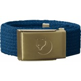 Fjällräven Kids Canvas Belt bælte, Kids Canvas Belt bælte, Blueberry